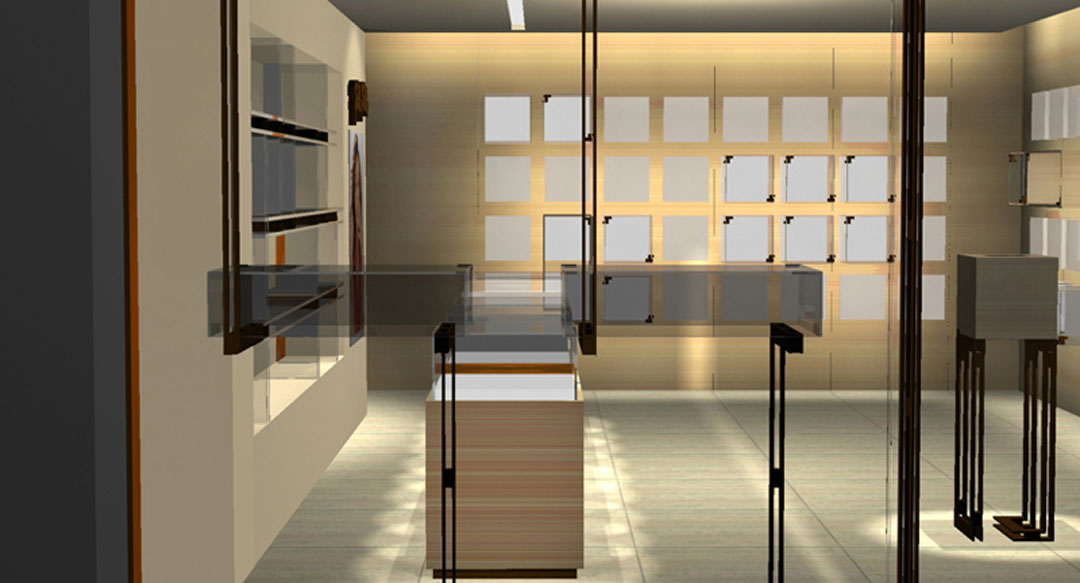 Concept store design by Annalisa Mauri