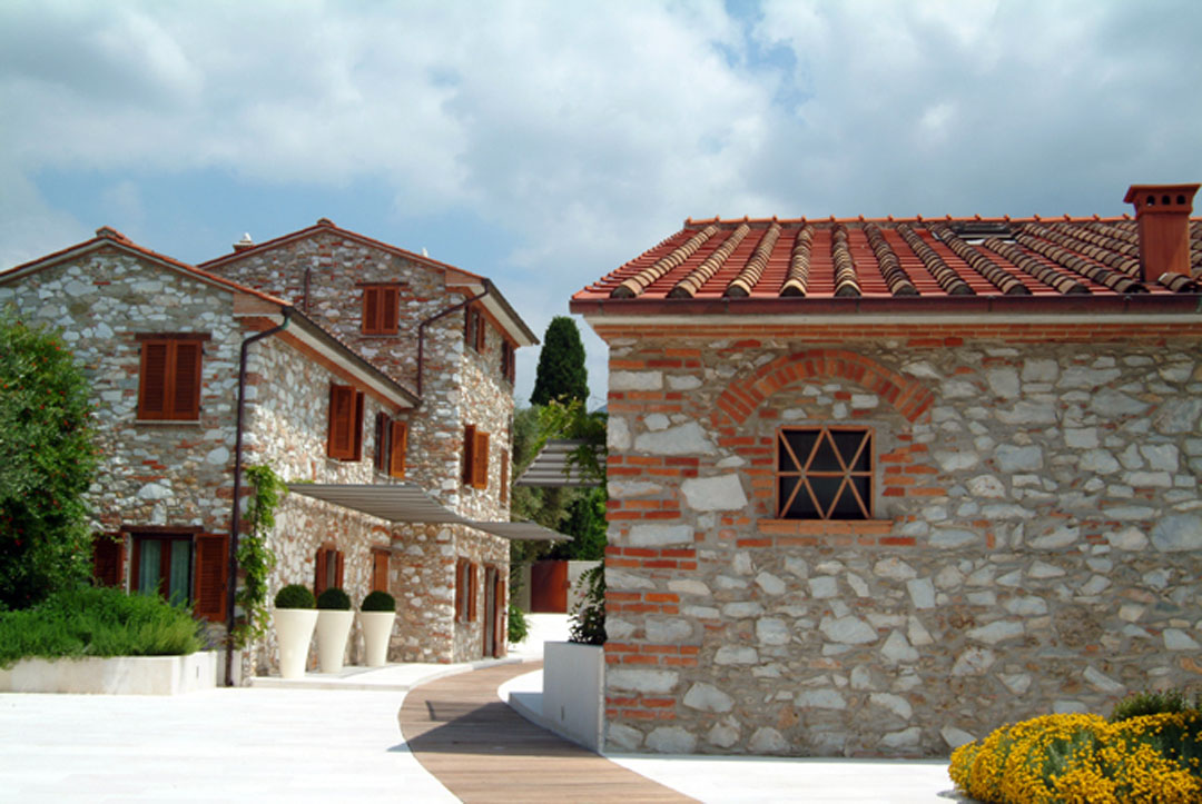Forte dei Marmi villa Annalisa Mauri