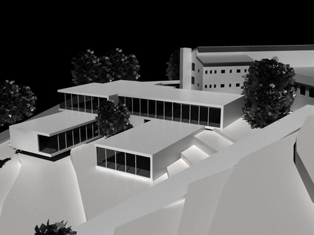 School design by Annalisa Mauri
