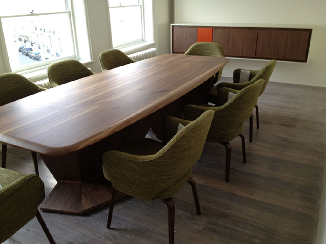 T12 Table design by Annalisa Mauri