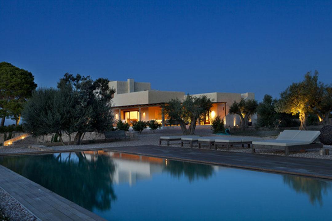 Villa in Formentera Annalisa Mauri