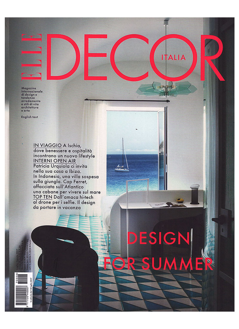 elle decor italia design for summer annalisa mauri
