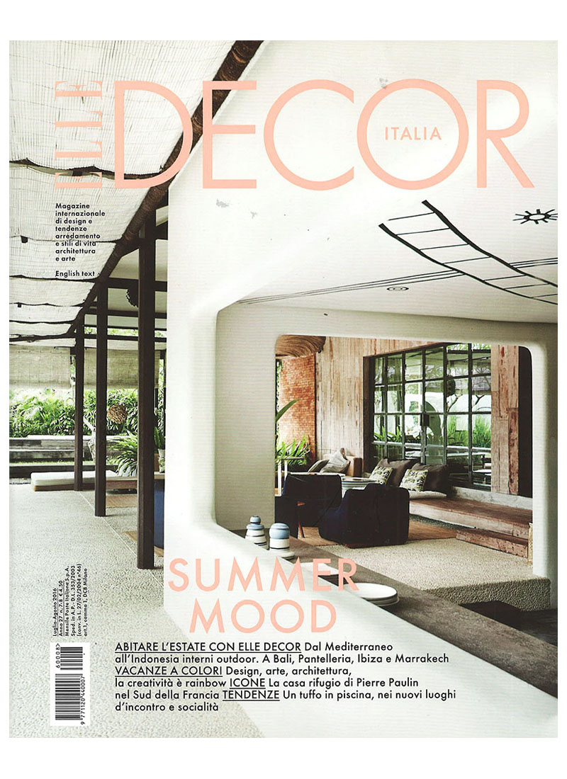 elle decor italia summer mood annalisa mauri