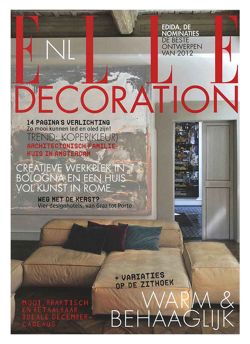 elle decoration cover holland annalisa mauri