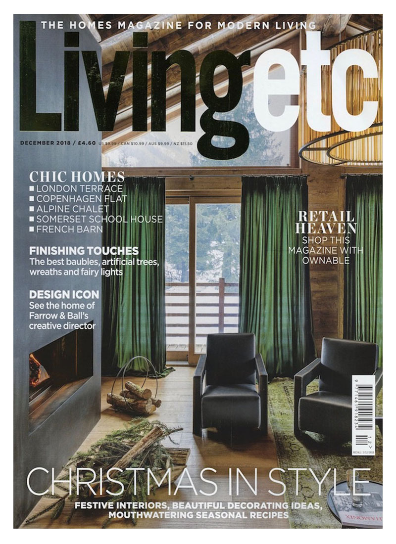 living etc december 2018 annalisa mauri